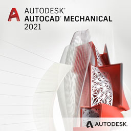 autocad mechanical 2021 badge 256px opt