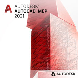 autocad mep 2021 badge 256px opt