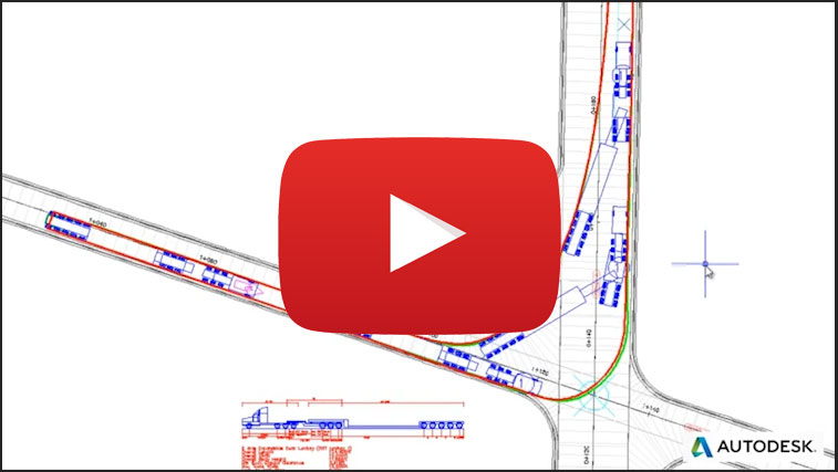 Autodesk vehicle tracking overview video
