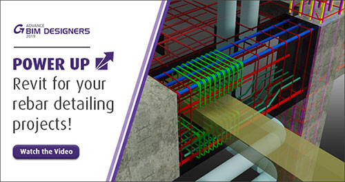 Rebar Detailing & Design Software for Revit|Advance BIM Designers