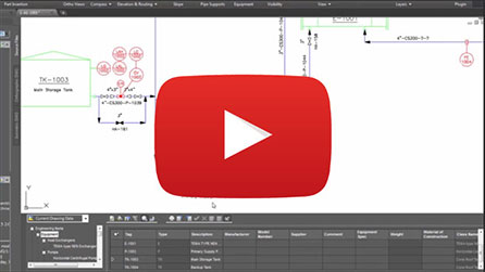 autocad pid overview video