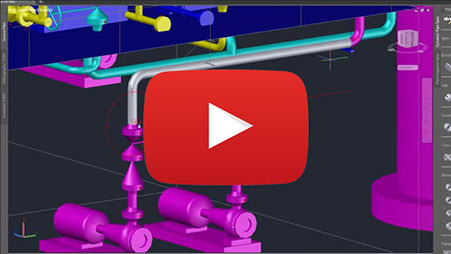 autocad plant 3d overview video 451x254px