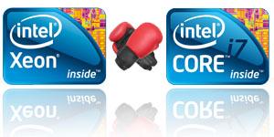 Cad Workstations  Xeon Versus i7 vs i5 Processors