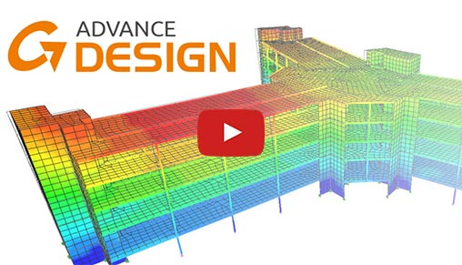 advance design video overview
