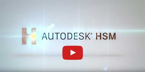 Autodesk HSM CAM play button