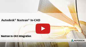 Nastran intergration