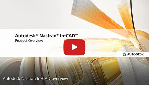 nastran in cad overview