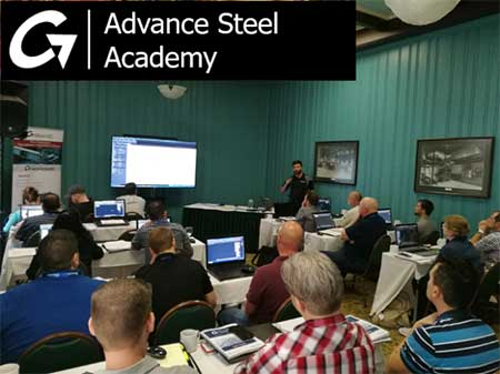 Advance Steel Academy