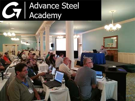 Advance Steel Academy2