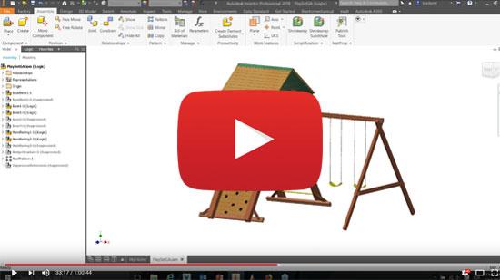 Autodesk Inventor Professional 2020|Inventor 3D Modelling & Design