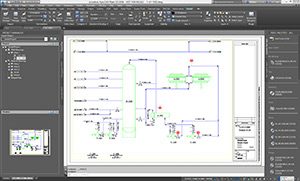 Autocad PID training screenshot